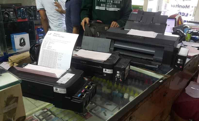 Jasa service printer Buaran